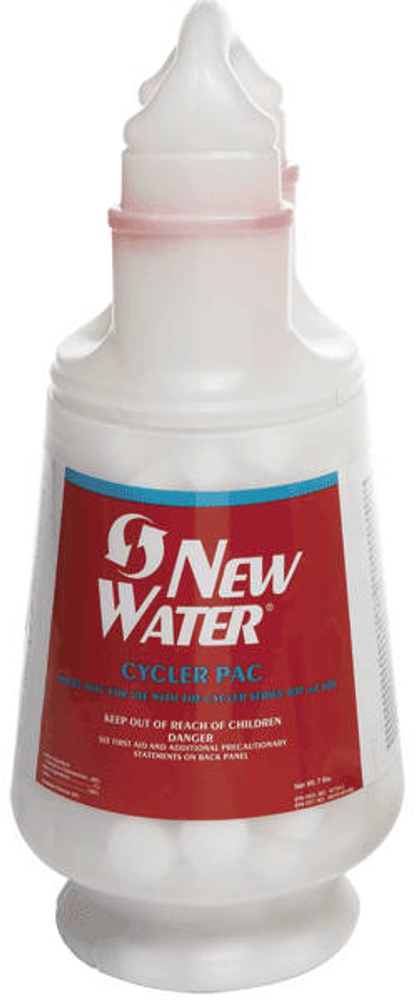 New Water Chlorine Cycler Pac 407C - 3 per case  -  01-03-4613