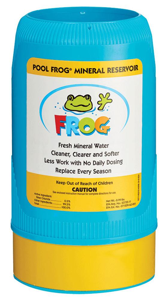 Pool Frog Mineral  Reservoir, Series 6100  -  01-12-6112
