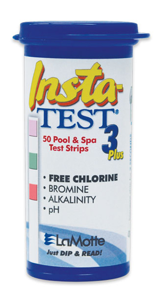 LaMotte Insta-Test 3 Test Strips  -  2976