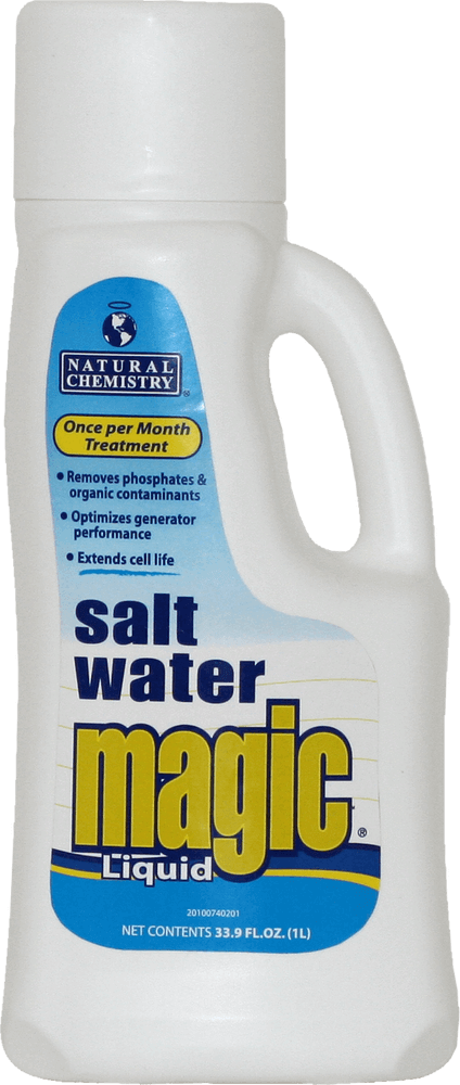 Natural Chemistry Salt Water Magic Liquid - 1 lt  -  07402