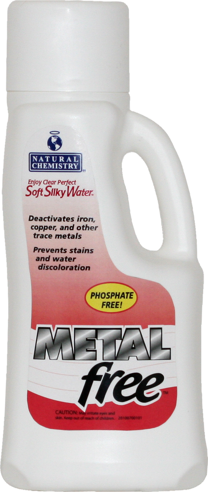 Natural Chemistry METALFree - 1 lt  -  07001
