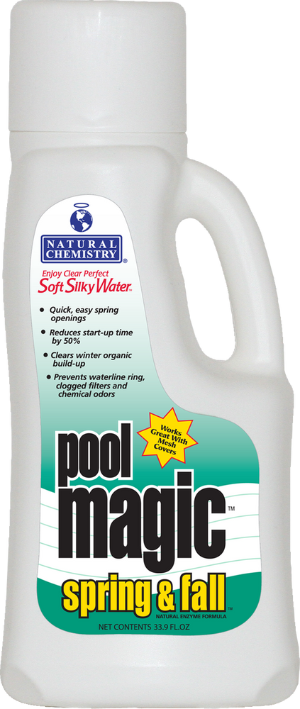 Natural Chemistry Pool Magic - 1 lt  -  03722