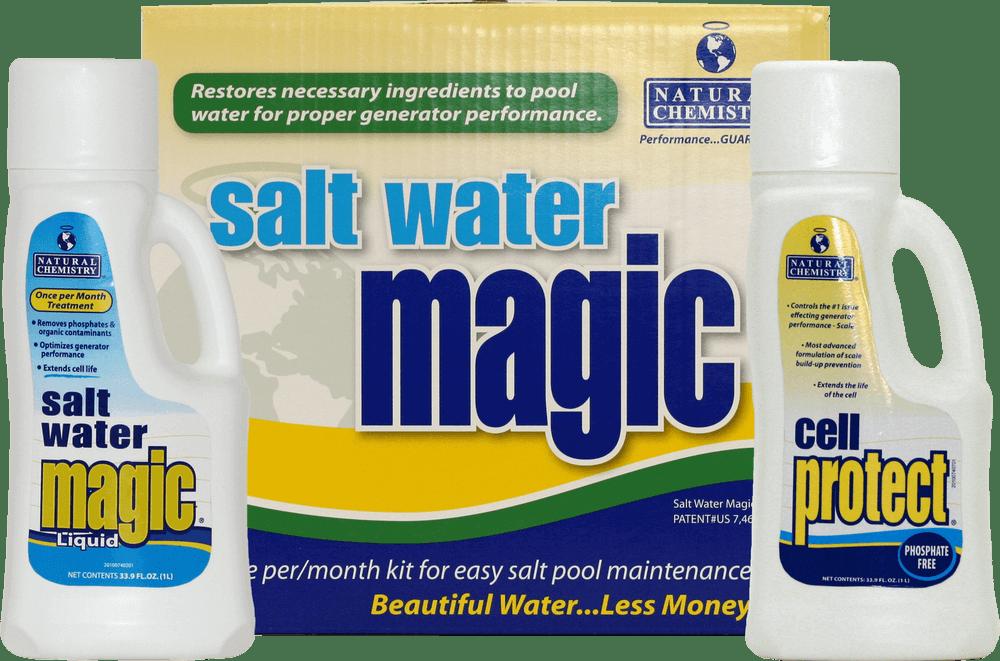 Natural Chemistry Liquid Salt Water Magic  -  07404