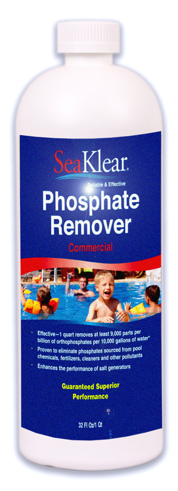 SeaKlear Phosphate Remover Commercial - 1  qt  -  90207