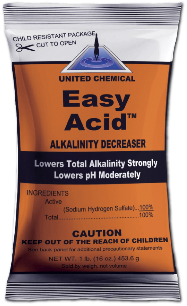 United Chemical Easy Acid - 1 lb  -  EA-P45