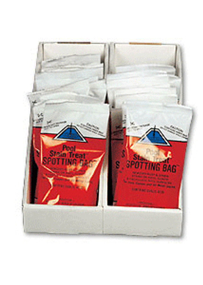 United Chemical Pool Stain Treat® Spotting Bags  -  PST-C24