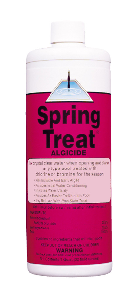 United Chemical Spring Treat - 1 qt  -  ST-C12