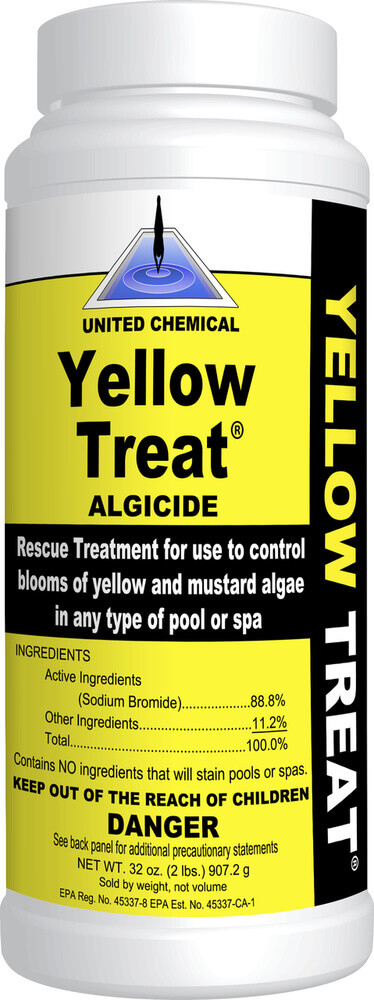 United Chemical Yellow Treat® - 2 lb  -  YT-C12