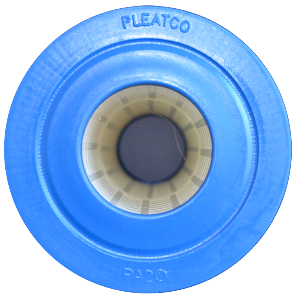 Pleatco PA20 - Replacement Cartridge - Hayward C-200 - 20 sq ft, bottom