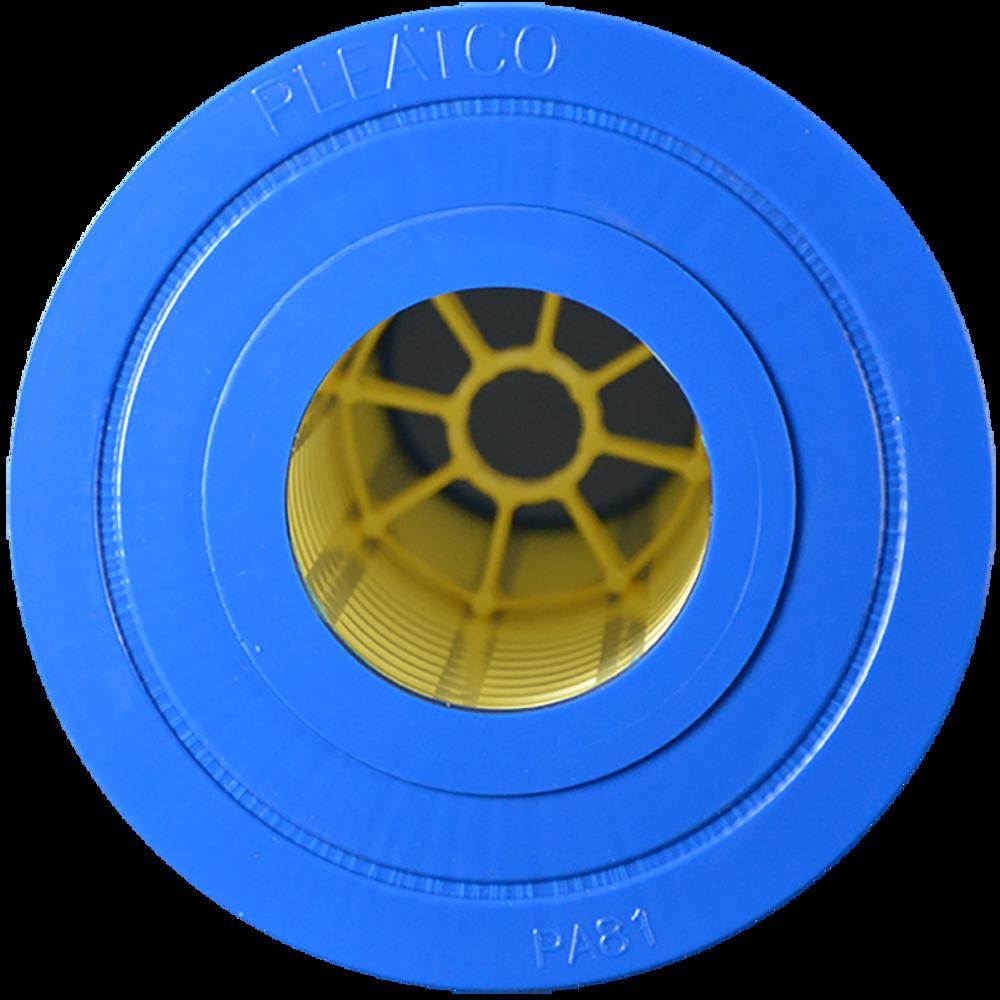 Pleatco PA81 - Replacement Cartridge - Hayward C-3025 - 81 sq ft, bottom