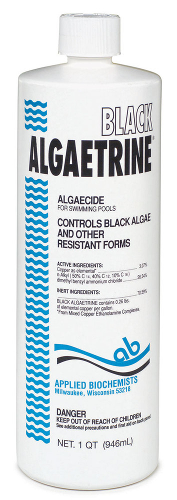 Applied Biochemists Black Algaetrine  -  1 qt  -  406303