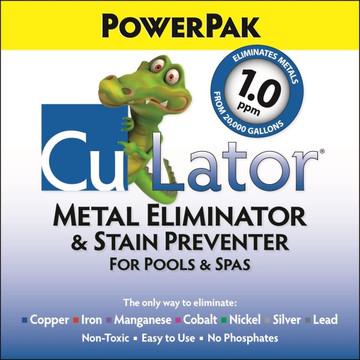CuLator Metal Remover & Stain Preventer  -  1MO