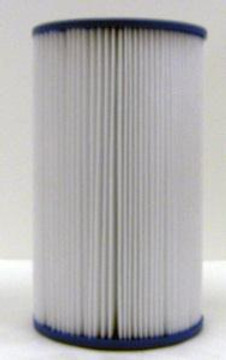Pleatco Replacement Cartridge for Intex Recreation - 15 sq ft  - PIN20, front view