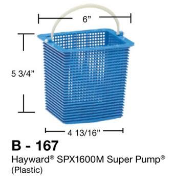 Aladdin B-167 Pump Basket