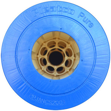 Pleatco PJANCS200 - Replacement Cartridge - Jandy CS 200 - 200 sq ft, top