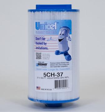 Unicel 5CH-37 Cartridge - Aquaterra & Hot Springs Spas- 37.5 sq ft