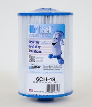 Unicel 6CH-49 Cartridge - Sunrise Modification - Top Load