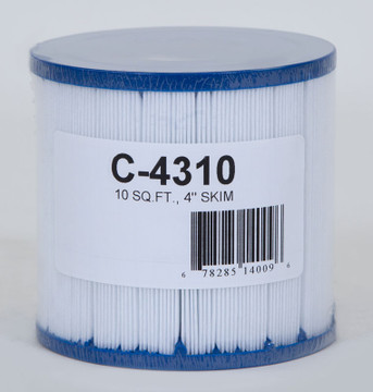 Unicel C-4310 Cartridge - Waterway Skim Filter - 10 sq ft