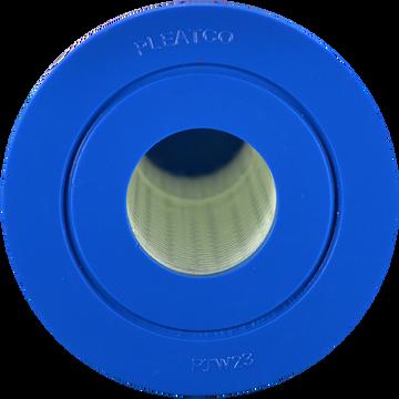 Pleatco PJW23 - Replacement Cartridge - Jacuzzi Aero, Caressa - 25 sq ft, bottom