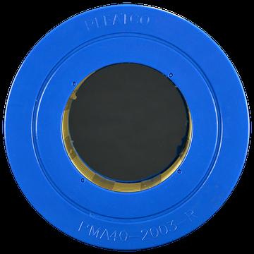 Pleatco PMA40-2003-R - Replacement Cartridge - Master Spas / Eco-Pur - 40 sq ft, top