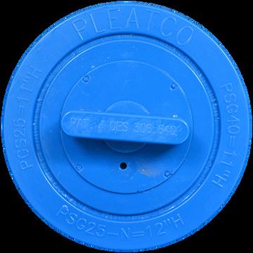 Pleatco PSG25P4 - Replacement Cartridge - Saratoga Spas - 25 sq ft, top