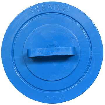 Pleatco PVT40P4 - Replacement Cartridge - Vita Spas - 40 sq ft, top