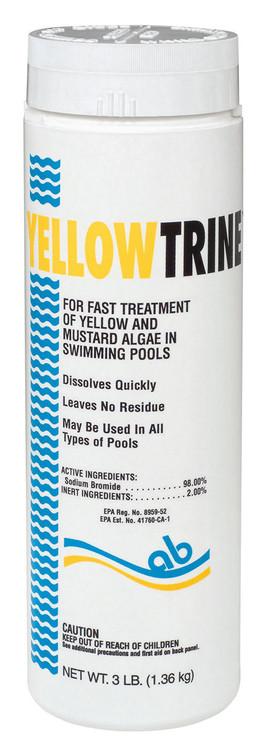 Applied Biochemists Yellowtrine algaecide - 3 lb  -  408622