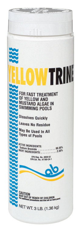 Applied Biochemists Yellowtrine algaecide - 3 lb  -  408622