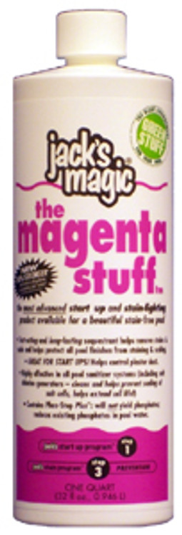 Jack's Magic The Magenta Stuff - 1 qt  -  MAG32