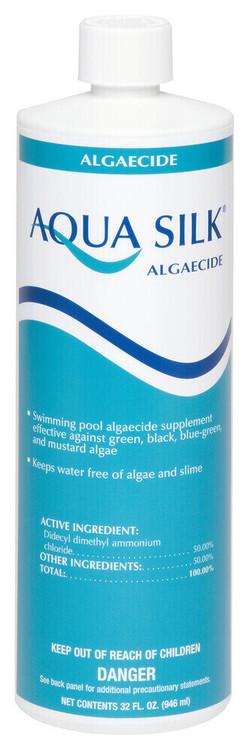 Aqua Silk Algaecide - 1 qt 49002