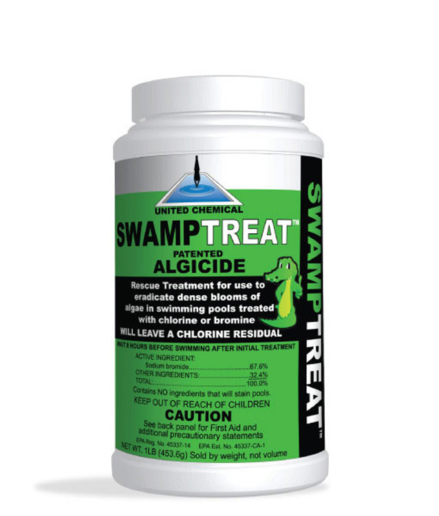 United Chemical Swamp Treat - 1 lb  -  SWAM-C12