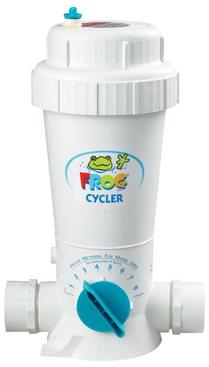 Pool Frog Model 5400 Cycler w/ Mineral Reservoir  -  01-01-5480
