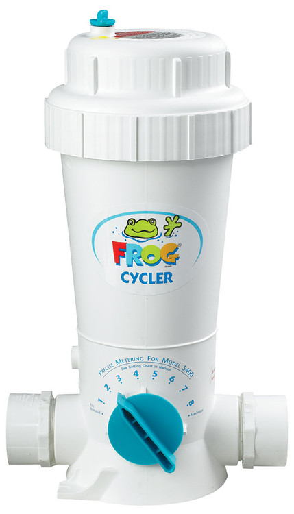 Pool Frog Model 5400 Cycler w/ Mineral Reservoir  -  01-01-5480