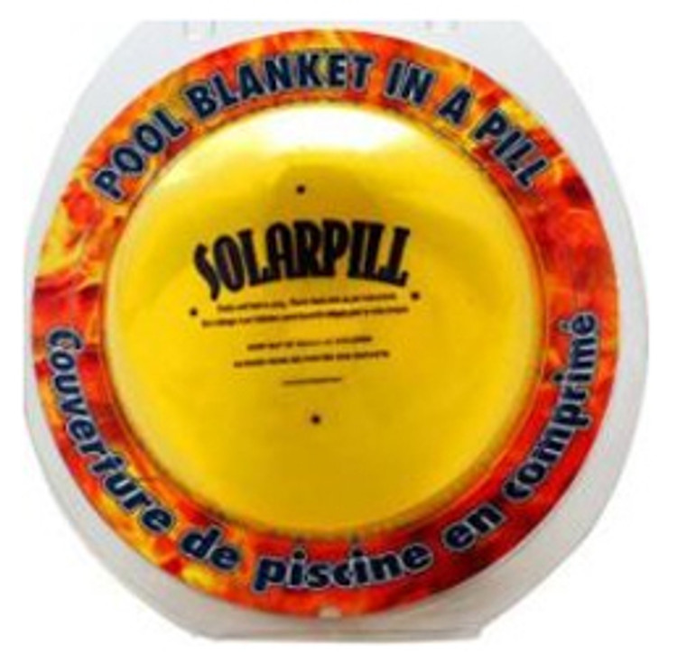AquaPill 72 - SolarPill 4  -  AP72