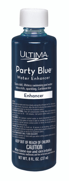 Ultima Party Blue - 8 oz  -  27824
