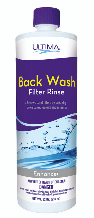 Ultima Back Wash - 1 qt  -  26296