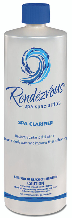 Rendezvous Spa Specialties Spa Clarifier - 1 qt  -  106709