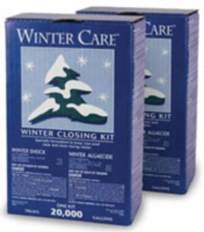 Omni Winter Care Pool Winterizing Kit - 20,000 gallon  -  24288