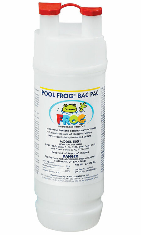 Pool Frog Bac Pac 5150  -  01-03-5880