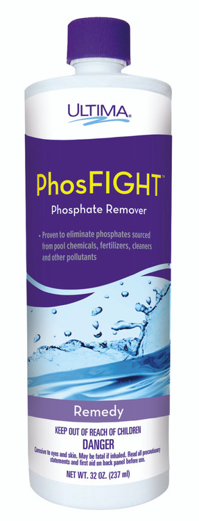 Ultima PhosFIGHT phosphate remover - 1 qt  -  27836