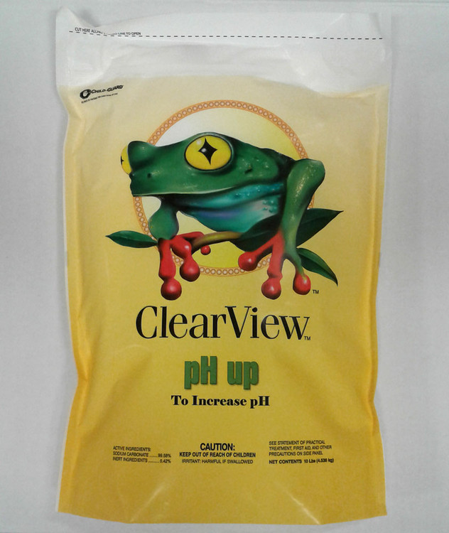 ClearView pH UP - 10 lb  -  CVSA010