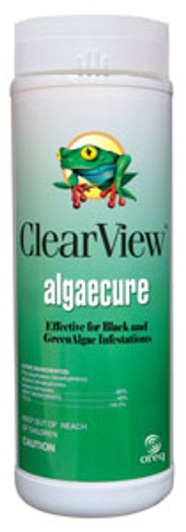 ClearView Algaecure - 2 lb  -  CVTC002