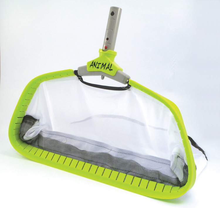 "Animal Pro Leaf Rake - 15"" Sand Bag  -  LN4120"