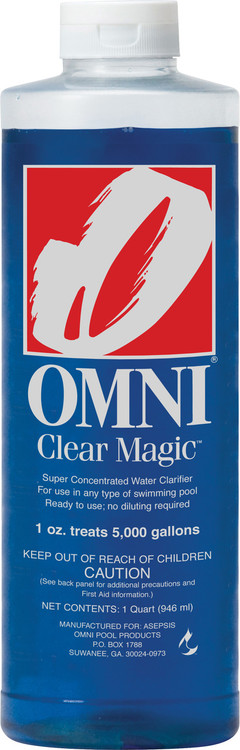 Omni Clear Magic - 1 qt  -  23751