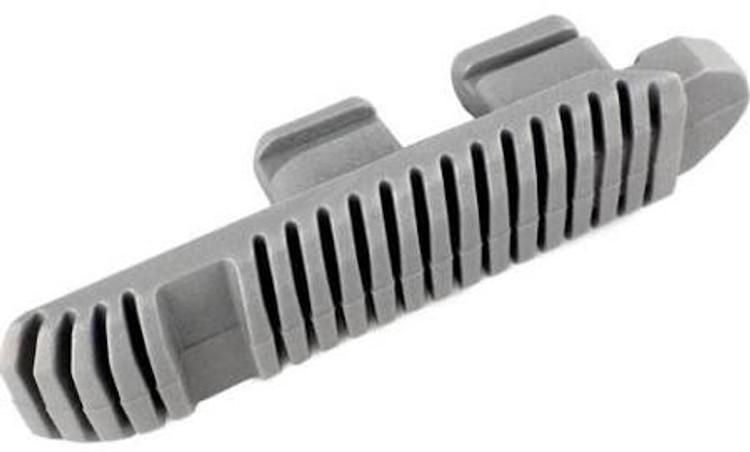 Zodiac Baracuda T5 Foot Pads, Silver  -  R0563700