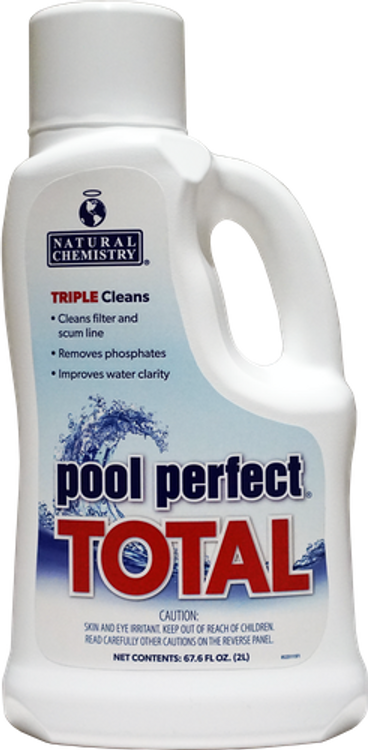 Natural Chemistry Pool Perfect TOTAL - 2 lt  -  05225