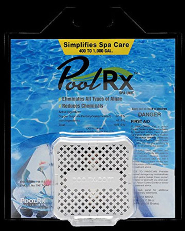PoolRX Mineral Sundance Spa Unit 400- 1000 gallons - PRX101058