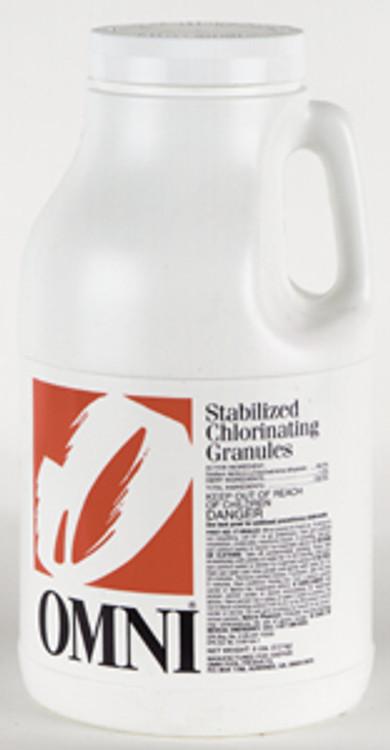 Omni Chlorinating Granules  -  5 lb  -  21002