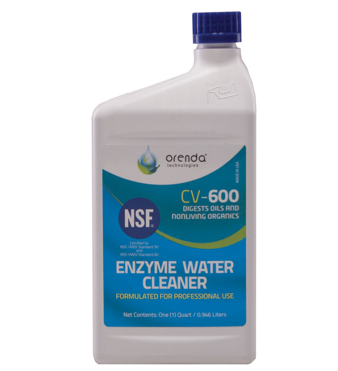 Orenda CV-600 Catalytic Enzyme Water Cleaner - 50135