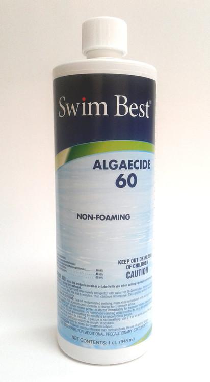 Swim Best Algaecide 60 - 1 qt